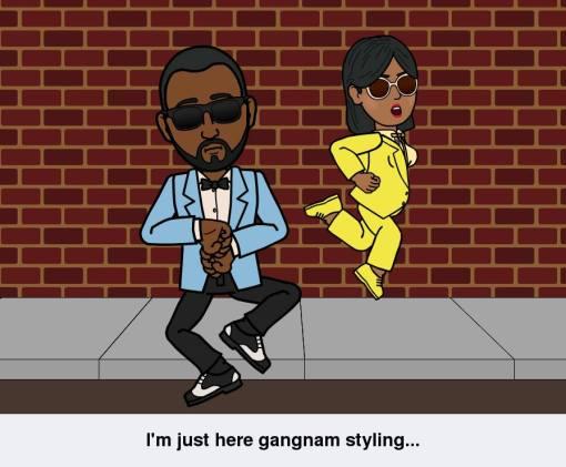 Gangnam Styling